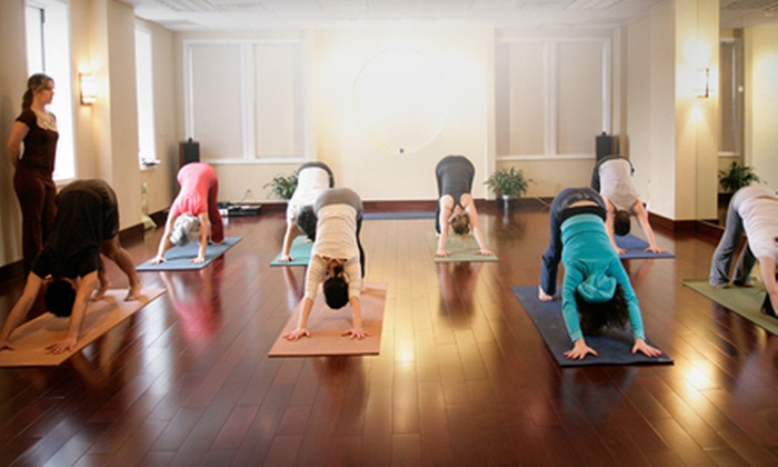 Vitality Yoga - Bayside: 10 or 20 Yoga Classes at Vitality Yoga in Bayside