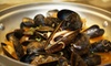 Half Off Seafood at Le Mussels in Apex