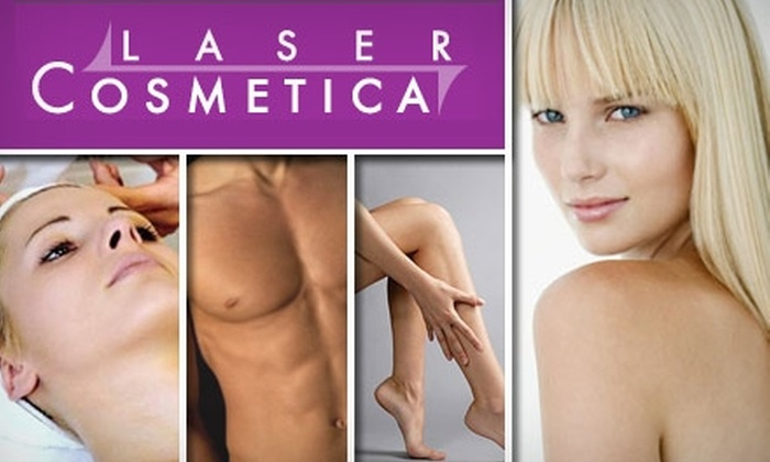 Laser Cosmetica - New York City: $179 for Three Laser Hair-Removal Treatments at Laser Cosmetica ($750 Average Value)