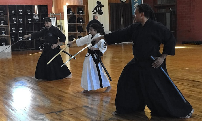 Perception Sword Academy - Dumont: $29 for $80 Worth of Martial-Arts Lessons — Perception Sword Academy