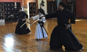 Perception Sword Academy: $29 for $80 Worth of Martial-Arts Lessons — Perception Sword Academy