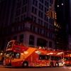 Up to 62% Off NYC Night Bus Tour from CitySightseeing NY