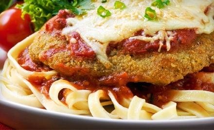 Dinner for 2 - Adriano's Cucina Italiana in Philadelphia