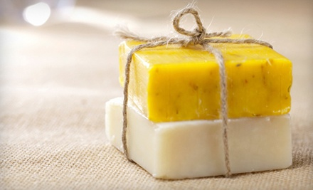 Lotion-and-Cream-, Sugar-Scrub-, or Soap-Making Class for 1 (a $60 value) - Institute of Bath and Body in Elgin
