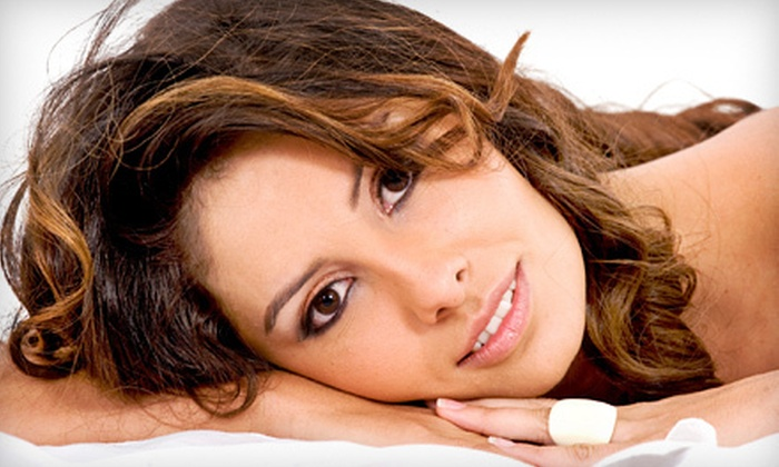 Amber's Beauty & Threading - Amber's Beauty: European Facial or Facial Package at Amber's Beauty & Threading (Up to 61% Off). Three Options Available.