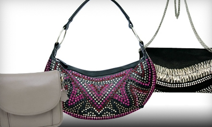DC Handbags & Accessories - Bedford Meadows: $10 for $20 Worth of Handbags and Accessories at DC Handbags & Accessories in Bedford