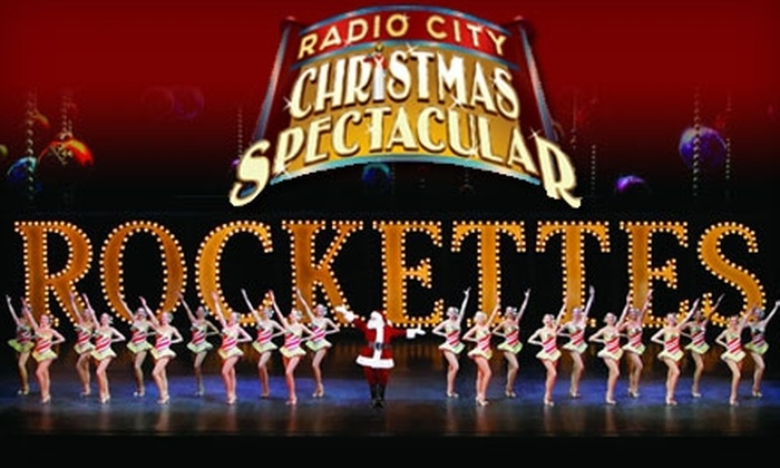 Half Off Rockettes Christmas Show