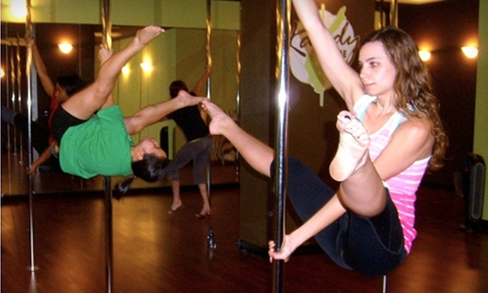 Choice Training Group Fitness - Southwest Carrollton: $49 for a Girls' Night Out, Bachelorette, or Birthday Pole Party for Six at Choice Training Group Fitness in Lewisville ($225 Value)