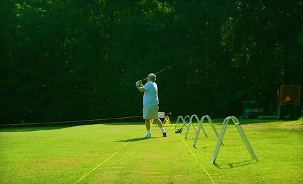 $30 Groupon to Patterson Golf and Sports Park - Patterson Golf and Sports Park in Richmond