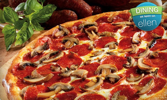 Marco's Pizza - Multiple Locations: $10 for $20 Worth of Pizza and Subs at Marco's Pizza