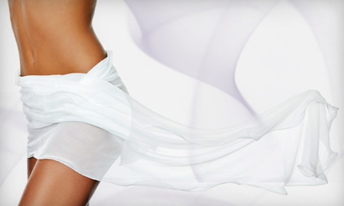 New Body Now - Beach Barber Tract: One or Three Slimming Body Wraps at New Body Now in La Jolla (Up to 76% Off)