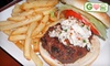 River's Inn Restaurant - Gloucester Point: $10 for $20 Worth of Burgers and Other American Fare at River's Inn Restaurant in Gloucester Point