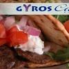 $6 for Fare at Gyros Café