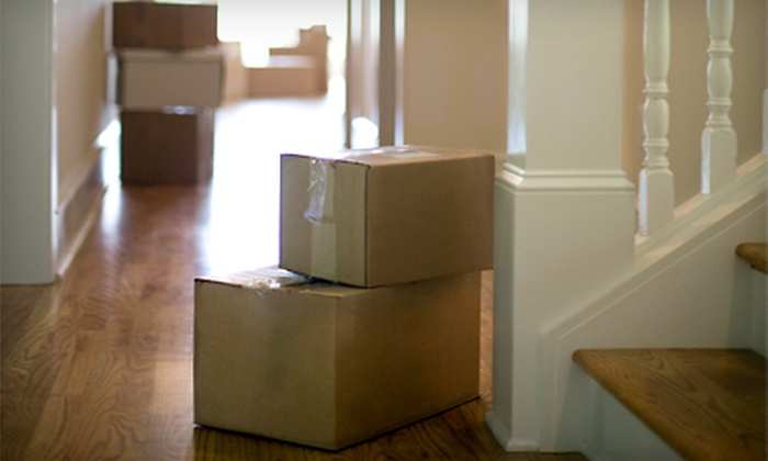 Welcome Home Moving Solutions - North Dallas: $45 for One Hour of Moving from Welcome Home Moving Solutions ($98 Value)