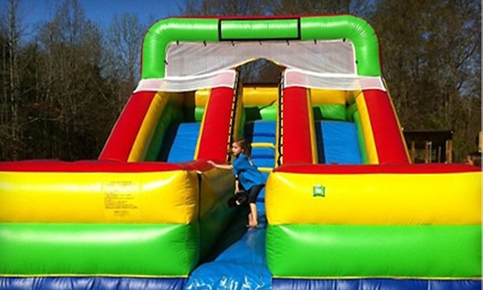 Desoto Bounce - Southaven: $45 for $95 Toward Bounce-House Rentals from Desoto Bounce