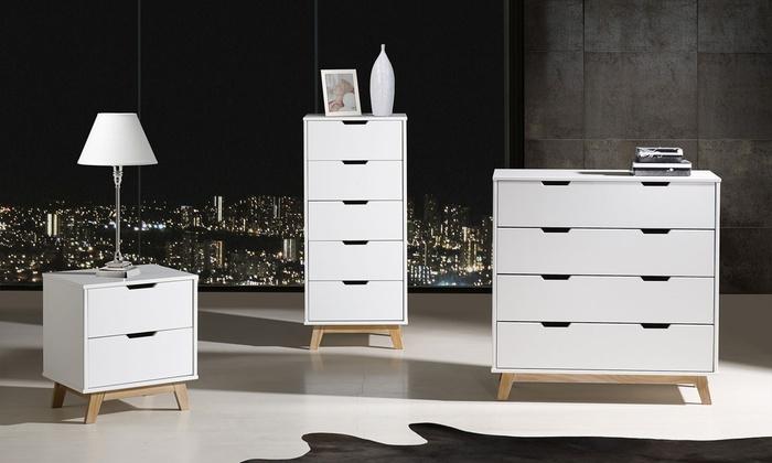 Miranda Bedroom Furniture Range from £59.99
