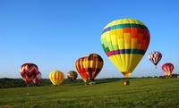 Vol de montgolfière pour 1 personne avec diplôme valable la semaine ou le weekend dès 189 € chez Sarthe-Air