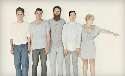 Architecture in Helsinki at the El Rey Theatre on Wed., Nov. 2 at 9PM: General Admission - Architecture in Helsinki in Los Angeles