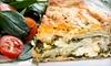 Riv Bistro - Midland: $12 for $25 Worth of Greek Dinner at Riv Bistro