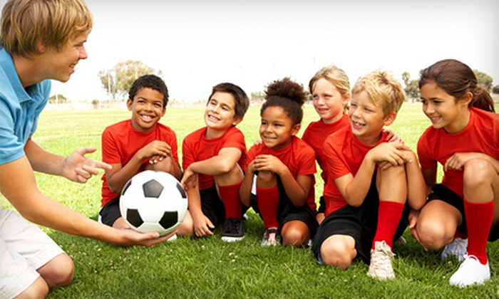 SoccerZone - Grand Blanc: $10 for Six Weeks of Youth Soccer Instruction at SoccerZone in Grand Blanc (Up to $72 Value)