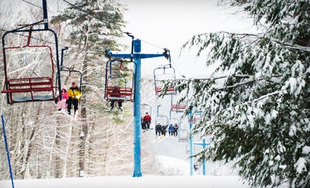 Night Lift Ticket - Blandford Ski Area in Blandford