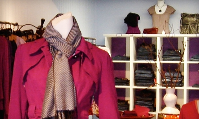 Twist Boutique - Downtown Naperville: $25 for $50 Worth of Women's Clothes and Accessories at Twist Boutique in Naperville