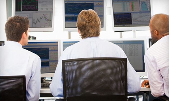 Equity Trading Capital - New York City: Two-Hour, Eight-Hour, or Four-Day Live, Online Equities-Trading Course from Equity Trading Capital (Up to 85% Off)