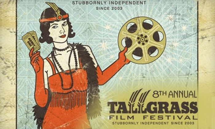 Tallgrass Film Festival - Old Town: $4 for a General Admission Ticket to the Tallgrass Film Festival ($9 Value)