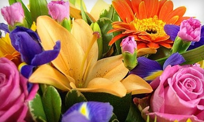 Turpin's Florist - Hampton Roads: $19 for $40 Worth of Floral Arrangements and More from Turpin's Florist in Norfolk