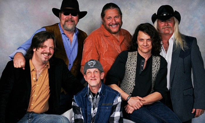 The Marshall Tucker Band - Fernwood Plaza: $34 for Ticket Package to The Marshall Tucker Band at Orlando Jai Alai in Fern Park on April 13 at 8 p.m. ($67.95 Value)