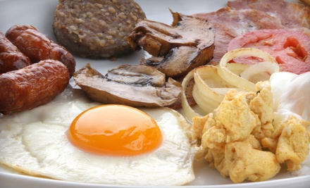 $24 Groupon for Brunch or Lunch for Two - Trali Irish Pub in Raleigh