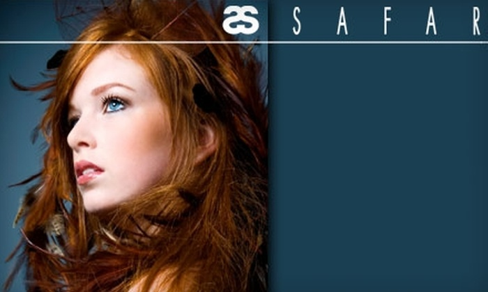 Safar - South Pointe: $30 for $60 Worth of Salon Services at Safar