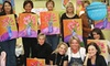 Up to 54% Off BYOB Painting Class at Pink Picasso