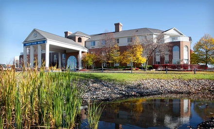 2-Night Stay for Up to Four in a 1-Bedroom Suite - Varsity Clubs of AmericaSouth Bend in Mishawaka