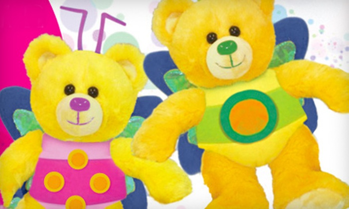 Noah's Ark Animal Workshop - Urbana: $99 for an In-Home Stuffed-Animal Party for Seven from Noah's Ark Animal Workshop ($250 Value)