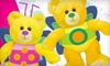 60% Off In-Home Stuffed-Animal Party for Seven