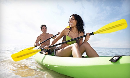 7-Mile Kayak Trip for 1 (a $33 value) - Santa Fe Canoe Outpost in High Springs
