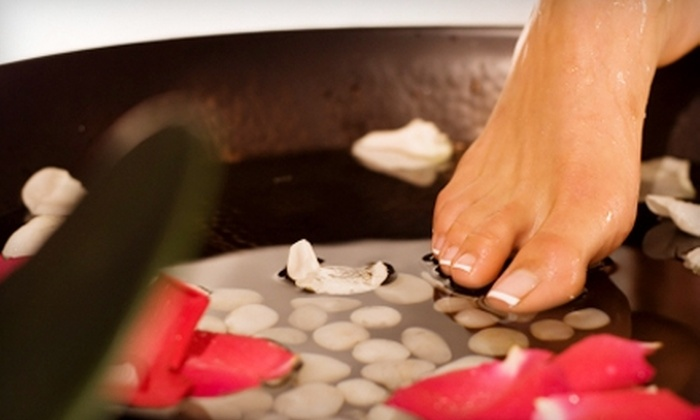 Salon Hermitage - Rochester: Spa Services at Salon Hermitage. Three Options Available.