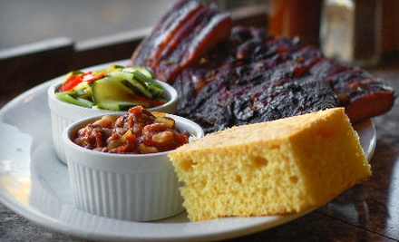 $20 Groupon to The SugarHouse Barbeque Company  - The SugarHouse Barbeque Company in Salt Lake City