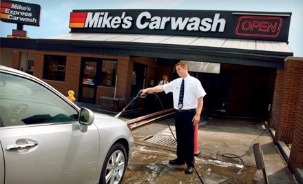 Mike's Car Wash - Mike's Carwash in Granger