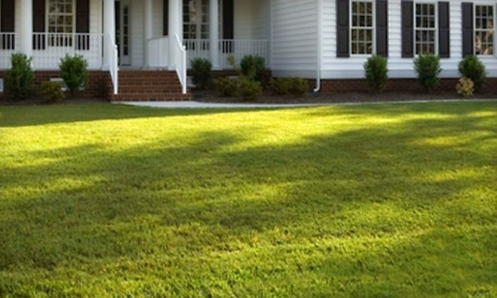 Dependable Lawn Care - Oak Lawn: Mowing or Fertilizer and Weed-Control Services from Dependable Lawn Care. Three Options Available.