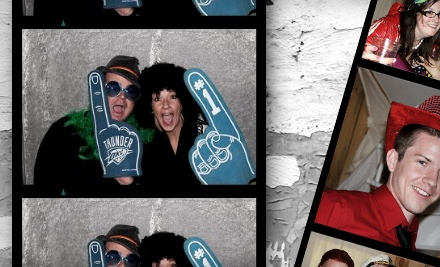3-Hour Photo Booth Rental (a $700 value) - InstaStarr Photo Booth Rental in