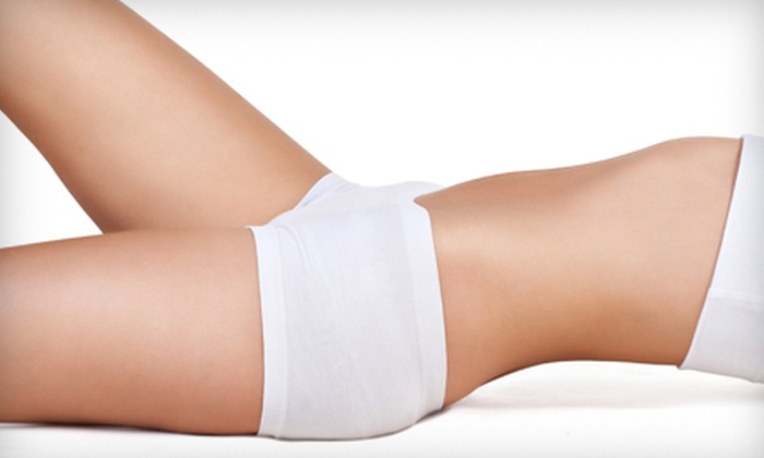 New Age Laser Spa - Plantation: One, Three, or Six Ultrasonic Cavitation Cellulite Treatments at New Age Laser Spa in Plantation (Up to 86% Off)