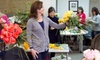 Flower Design Schools of America - West Town: $79 for a Three-Hour Flower-Arranging Class at Chicago School of Flower Design ($200 Value)