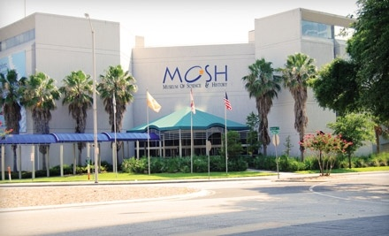 Museum of Science & History: 1-Year Family Plus Membership - Museum of Science & History in Jacksonville