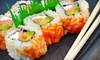 The Painted Fish - Northside: $10 for $20 Worth of Asian Fusion Cuisine at The Painted Fish