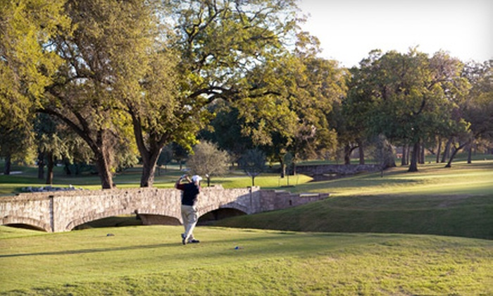 Alamo City Golf Trail - Multiple Locations: $60 for Punch Card for Two Golf Outings with Cart l from Alamo City Golf Trail (Up to $130 Value)