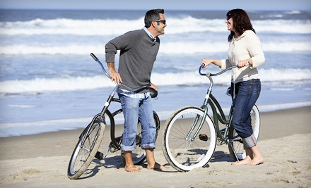 $60 Groupon to Island Bicycle Company - Island Bicycle Company in Galveston