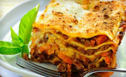 $40 Groupon to Mike Garozzo & Charlie Gitto's Italian Restaurant - Mike Garozzo & Charlie Gitto's Italian Restaurant in Kansas City