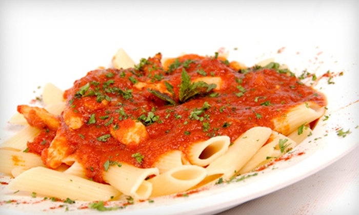 Frankie's Italian Cuisine - Frankie's Italian Cuisine: $12 for $25 Worth of Italian Fare at Frankie's Italian Cuisine in North Olmsted